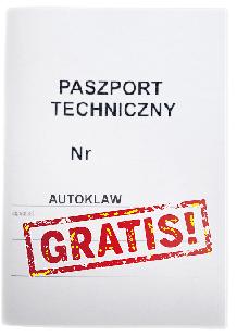 paszport techniczy